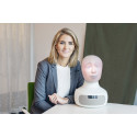 The Social Interview Robot, Tengai Unbiased at Stora Coachdagen