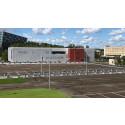 Ny depå invigd i Tomteboda med plats för 220 SL-bussar