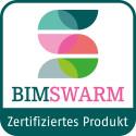 ALLPLAN erhält Zertifikat von Forschungsprojekt BIMSWARM