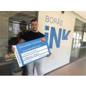50 000 kr till boråsare med innovativ digital plattform för tidningar