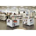 Kultur genåbner en række tilbud -  Biblioteker, ungetilbud og udendørs anlæg åbner i denne uge