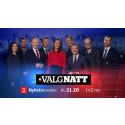 Slik blir USA-valget på TV 2