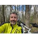 Cykelentusiastens unika lösning ska få bukt med cykelstölderna