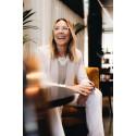 Ny VD till hotel At Six - Therese Mårtensson vill leverera internationell upplevelsenivå genom den svenska modellen
