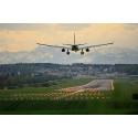 Pandemin ger möjlighet att mäta flygbuller