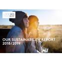 Sustainability Report 2018/2019
