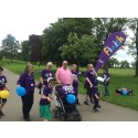 'Daddy and Maddy' Stepped out for Action on Stroke Month