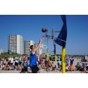 Beachbasketball-Turnier