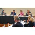 Jemens utrikesminister ville höra civilsamhällets analys av läget