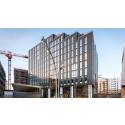 Et av Europas smartest bygg er solgt - overtegning og stor interesse