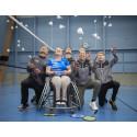 Täby Badminton prisas av ATG Drömfond®