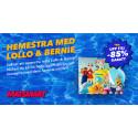 Matsmart.se samarbetar med Ving: Lollo & Bernie-produkter till Matsmart