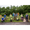 Sensory garden and trail opens at ECOS