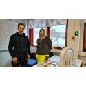 VVS-utbildningen i Övertorneå skördar framgångar