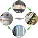 Så sluter vi loopen för emballageplast från byggprodukter