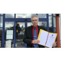Lindesbergs kommun har skrivit under för demokratin