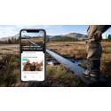 Upptäck Sverige med NOA - den nya appen för friluftsentusiaster