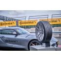 Nye SportContact 7 fra Continental er skreddersydd for alle kjøretøyklasser