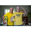 Glenn Hysén klonar sig själv – flyttar in i svenska vardagsrum under fotbolls-EM