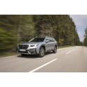 Högsta säkerhetsbetyget någonsin till nya Subaru Outback i Euro NCAP
