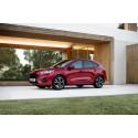 Ny Ford Kuga i bredt hybridudvalg til priser fra 280.090 kroner