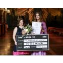 Uppsalaföretagarna Sofie Wahlström och Ellinor Samuelsson tilldelas 50 000 kr för sin idé