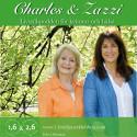 Premiär för Charles och Zazzi - den nya livsstilspodden för kvinnor och hälsa