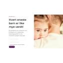 Over 10 000 har på få timer signert opprop mot fosterdiagnostikk