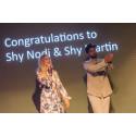 Denniz Pop Awards-vinnare 2017 - Grand Prize till SHY Martin och SHY Nodi