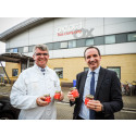 OXFORD BUS COMPANY PRODUCES LOCAL HONEY AT DEPOT FOR CHARITY