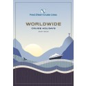 'Small ships for a big world' – Fred. Olsen Cruise Lines unveils new-look 'Worldwide Cruise Holidays 2021-2022' brochure, showcasing 224 destinations in 73 countries