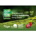 Vi introducerar Eco Life Scandinavia – Nordens största mässa för naturliga produkter får nytt namn och rebrand 2019