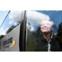 Vy Flygbussarna trafikerar åter Visby flygplats i sommar