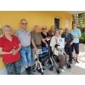 Spendenaktion im DRK Seniorenwohnpark Zwenkau: Familien sammeln für Bärenherz