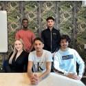 TBS Örebro-elever kvalificerade för EM-final i Zalandos innovation camp