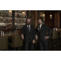 Bartender Duo Takes Over the Cadier Bar With  New Cocktail Concept