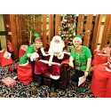Looked after children enjoy festive fun at annual Christmas Party