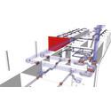 ALLPLAN ofrece procesos automatizados para el diseño de estructuras