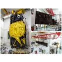 EUTELSAT 8 West B satellite in final stretch of manufacturing