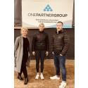 """OnePartnerGroup sponsrar Borås Fältrittklubb:  """"En fantastisk insats för ungas psykiska hälsa"""""""