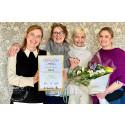 Villa Ed vinnare av Väsby Promotion Award 2021