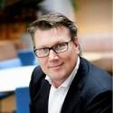 Johan Lindström ny partneransvarig på Gymnastikförbundet
