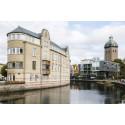 Digital specialistbyrå och arkitekter blir hyresgäster i Viskaholm