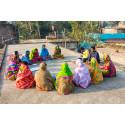 Svenskt kapital stödjer kvinnors ekonomiska egenmakt på landsbygden i Indien