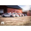 6 ikoniska Porschebilar nu på unik auktion
