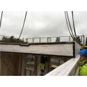 Godkjenning til Optimera for kompakte takelementer i tre