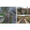 Major investment in footbridge at Shropshire station