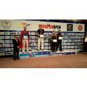 Jakten på OL-plasser for taekwondolandslaget