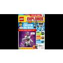 Egmont släpper ny barntidning i 14 länder – LEGO® Explorer