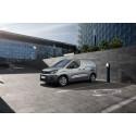 Nya Peugeot e-Partner – nu släpps första produktionsplatserna